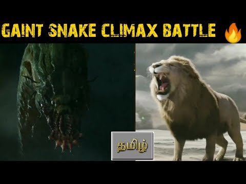Narnia 3   Gaint Snake Climax Battle 🔥🔥    The Voyage Of Dawn Treader