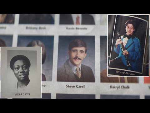 Secrets Behind The Celebrity High School Yearbook Super Bowl Commercial