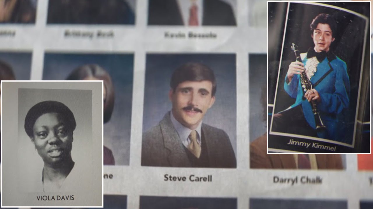 Secrets Behind The Celebrity High School Yearbook Super Bowl Commercial - YouTube