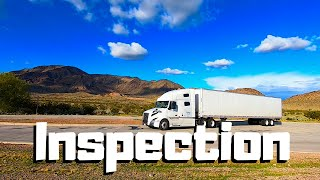 Download Trucking Is NOT EASY! DOT Weigh Station Inspection GONE WRONG! Visiting GOLD MINE In Arizona | VOLVO Mp3 and Videos