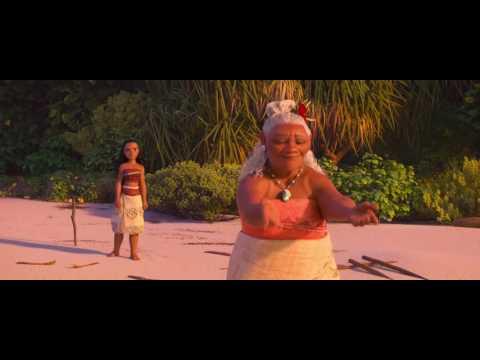 Oceania - Vai a mettere la pietra lassù - Clip dal film