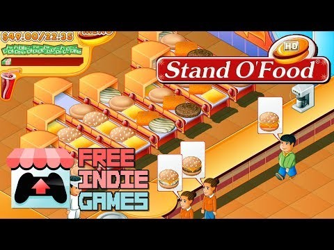 Free Indie Games - Stand O' Food