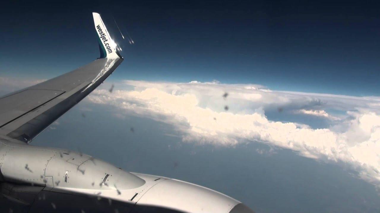 757 wing flex : aviation