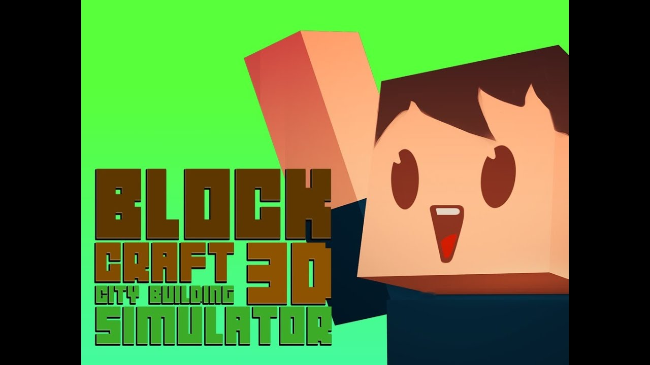 Block craft 3d game review youtube for Block craft 3d online play
