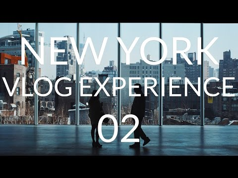New York Vlog Experience 02 | Shopping a Soho, Whitney Museum, High Line
