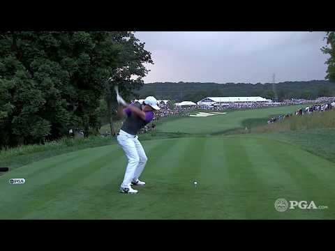 Rory McIlroy Rushes To Beat The Darkness | 2014 PGA Championship