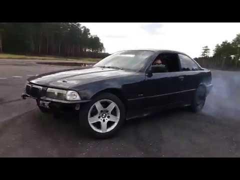 BMW drift Osie