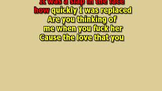 You Oughta Know Alanis Morissette instrumental lyrics