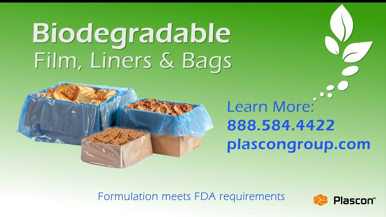 Biodegradable Packaging - Plascon Group
