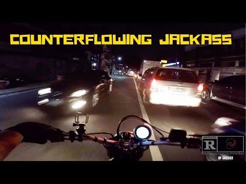 QUICKIE FRIDAY #6 Idiotic counterflowing of Ducati Scrambler   JMAC idiot   Orion muffler shop