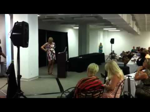 Christi Tasker of PuTTinOut Socially Accepted - YouTube