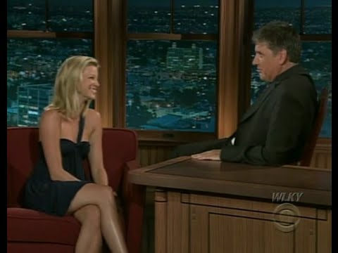 Late Late Show with Craig Ferguson 8/11/2008 Robert Downey Jr, Amy Smart