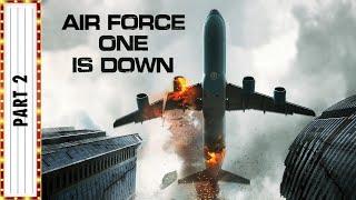 Air Force One ist ausgefallen Teil 2 | Linda Hamilton | Thriller Filme | Das Mitternachts-Screening