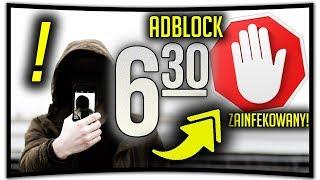 AdBlock Plus - ZAINFEKOWANY!