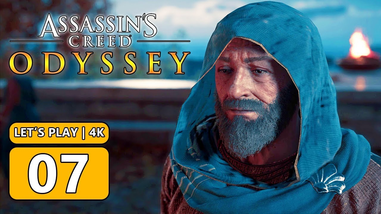 Hérodote | ASSASSIN'S CREED ODYSSEY FR #7