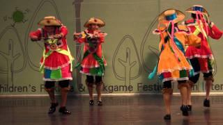 (C.I.D.A.N) Peru folkdance- Contradanza