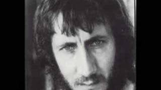 Pete Townshend The Who, However Much I Booze instrumental demo from