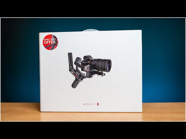 Zhiyun Weebill-S | What's in the Box?
