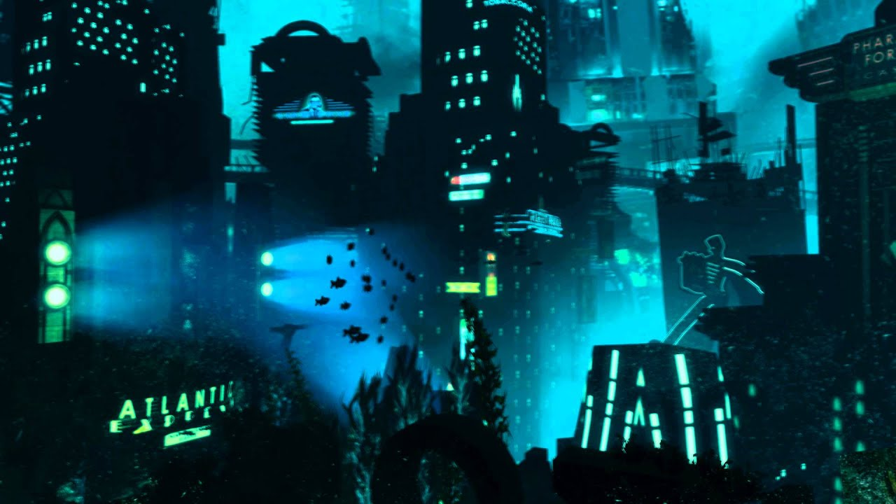 BioShock 2 - Rapture Revisted (4k) - YouTube