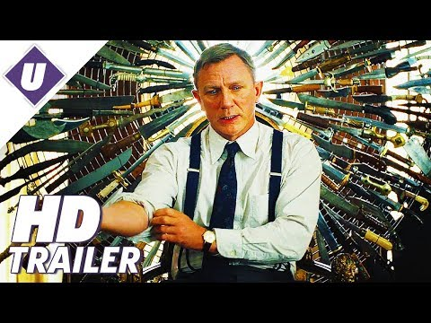 Knives Out (2019) - Official HD Trailer | Daniel Craig, Chris Evans, Ana de Armas