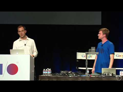 Google I/O 2013 - Writing Custom Views for Android