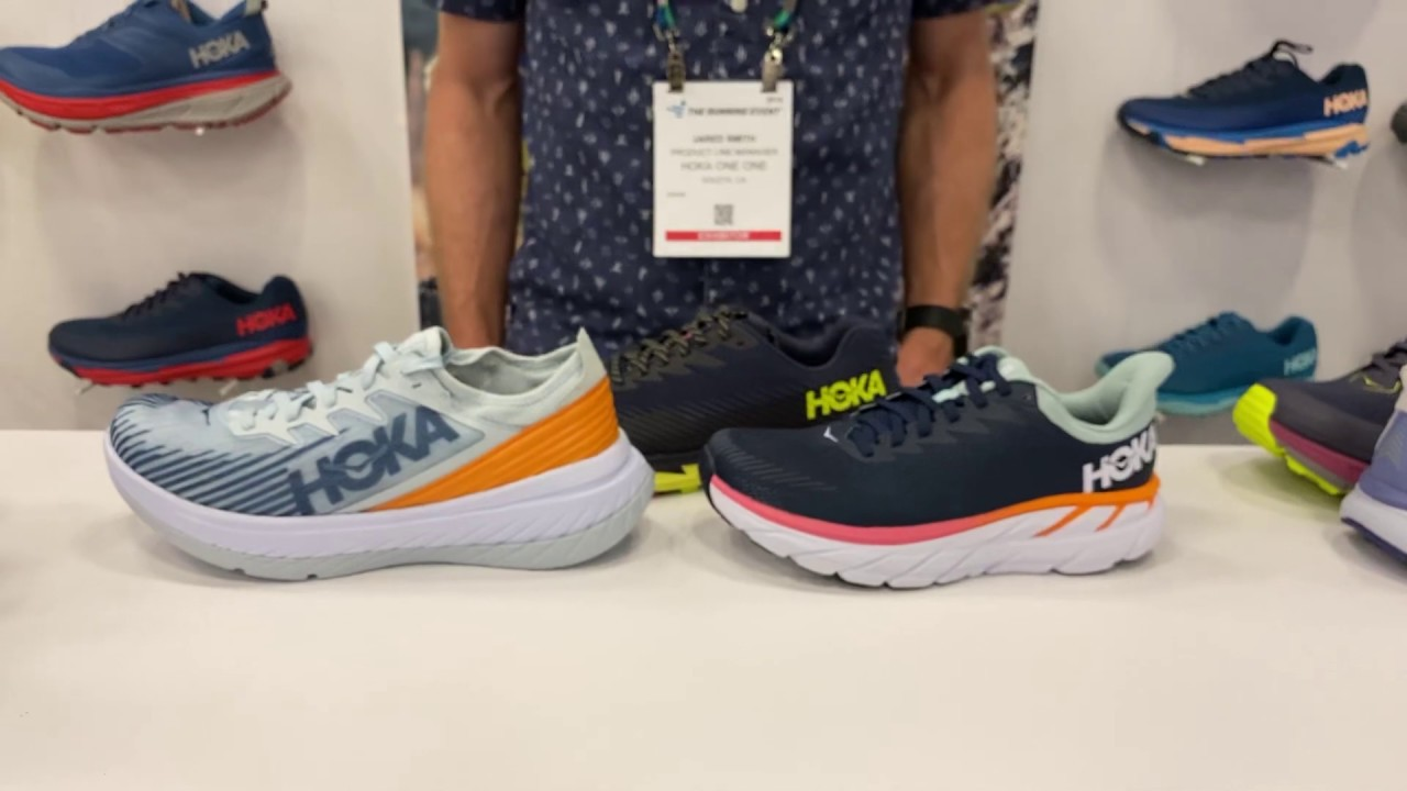 Hoka ONE ONE 2020 Introductions: Carbon