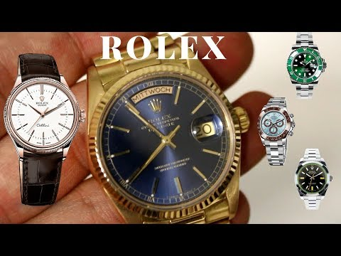 Rolex Saat inceleme