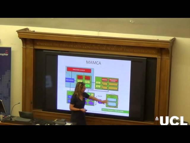 Multi-Actor Approaches to MCA | Prof. Cathy Macharis