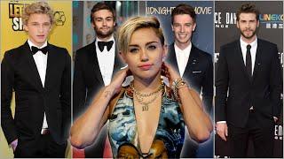 Miley Cyrus Boyfriend (2001 - 2021)