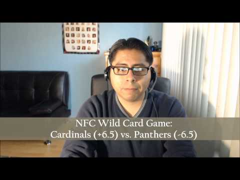 2014 NFL Playoff Picks Wild Card Round