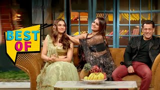 Salman Jokes Around With Everyone In His 'Dabangg' Style | Best of Uncensored |The Kapil Sharma Show