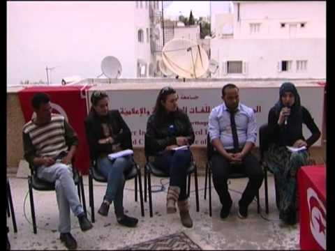 The Voice of Youth/ Tunisia 'The Youth after the Revolution'