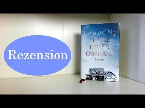Kleine Feuer überall YouTube Hörbuch Trailer auf Deutsch