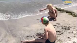 Морская вода может стать причиной кишечной инфекции