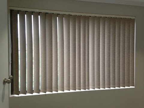 How To Fix Vertical Blind Slats Easy