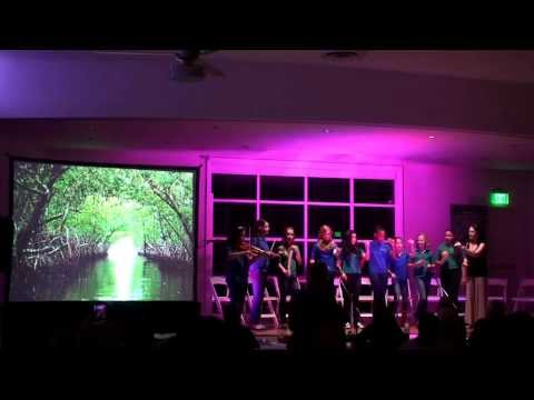 """Carrollton School of the Sacred Heart Middle School - """"Sounds of the Everglades"""""""