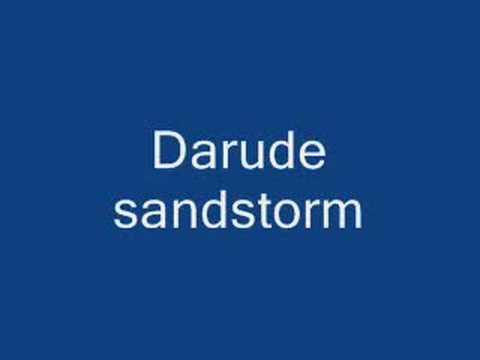 Darude  Sandstrom