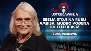 Bora Đorđević - Srbija stoji na rubu ambisa, mudro vođena od teletabisa!