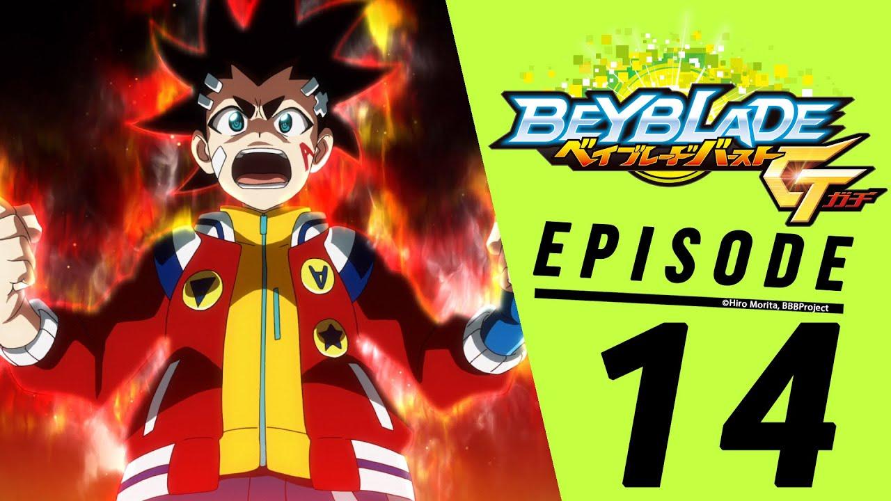 【Malay】BEYBLADE BURST RISE 14:  Shining Bright! Hyper-Flux!