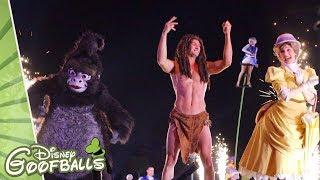 Disney's 100 Characters Night Grand Finale Show - Disneyland Paris 2019 ✨