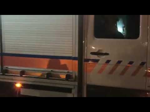 Bartın arama kurtarma ekibi İzmir'e ulaştı