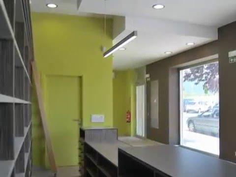 Dise o y decoraci n de locales instalaci n de un estanco for Diseno de interiores un manual