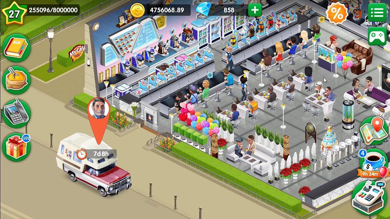 My Cafe Online Spielen
