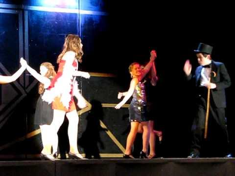 """Money"" (""Cabaret"") from Tilden Middle School's ""A Musical Cabaret"" - 12.10.2011"