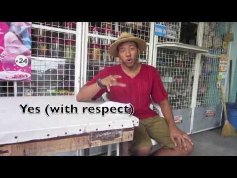 Filipino Custom: Treating Elders (Mano Po)