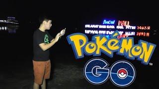 NYARI POKEMON DI LAUT ANCOL KUBURAN Pokemon Go Indonesia 1