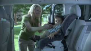 Proper Car Seat Installation | LATCH System Education | Ad Council