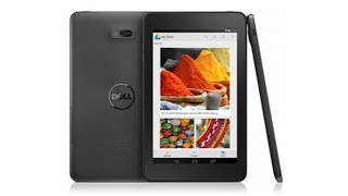 dell Venue 7 Tablet 3740  First Look & Unboxing