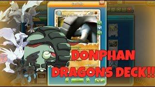 PTCGO Donphan & Dragons Budget Legacy Deck!(Pokemon TCG Online)
