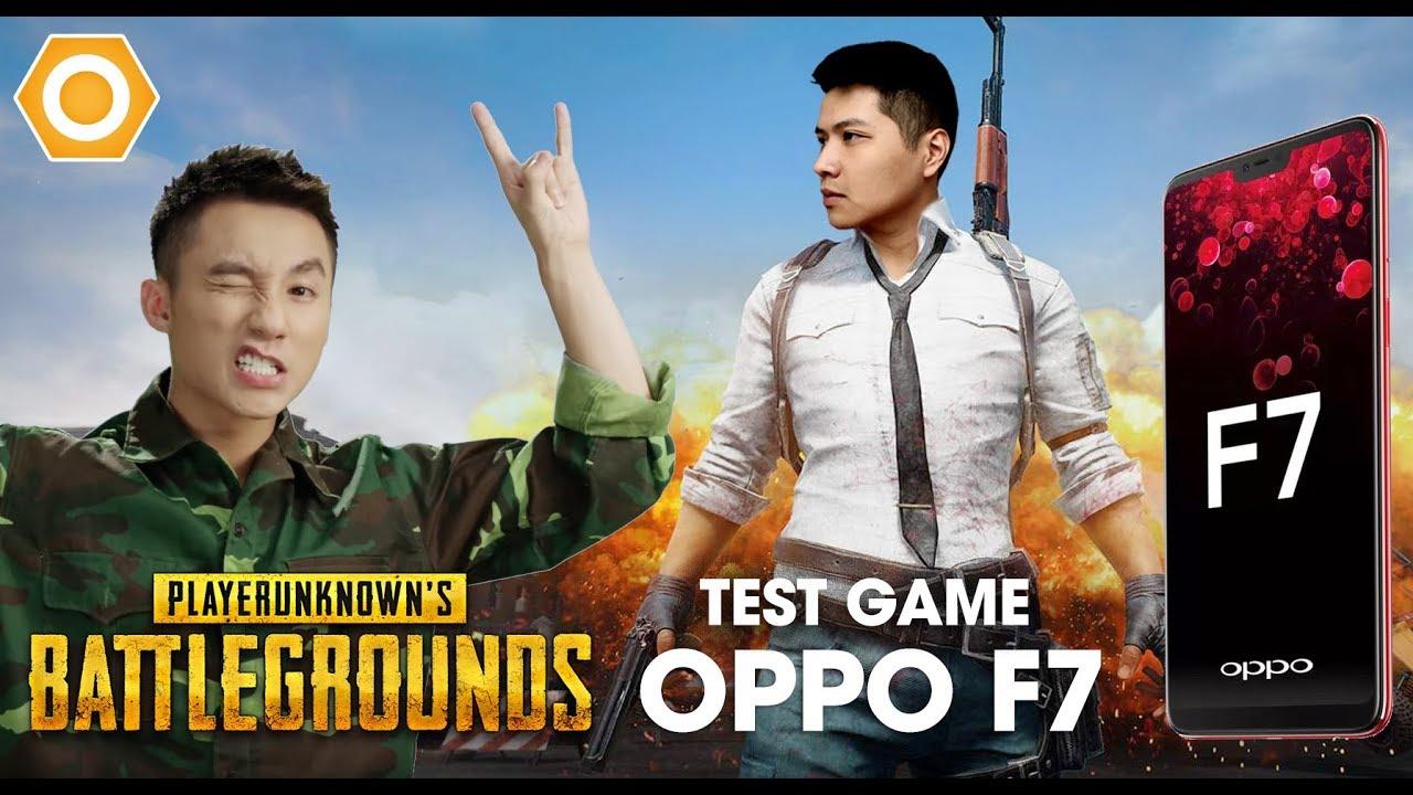 OPPO F7 Của Sơn Tùng MTP Chiến Mượt PUBG Và Liên Quân! Tin